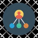 Employee workflow Icon