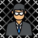Employees Employee Professional Icon