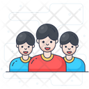 Employees Staff Staff Members Icon