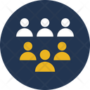Employees Group People Icon