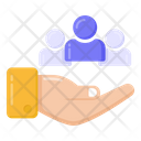 Employees Care Icon