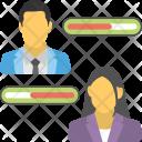 Employees Evaluation Icon