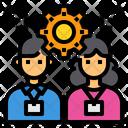 Employees Management Icon