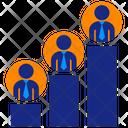 Employees Statistics Icon