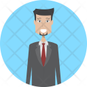 Employer Character Profession Icon