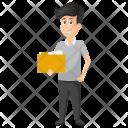 Employer Folder Files Icon