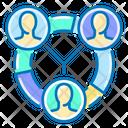 Employer Skills Skills Users Icon