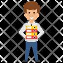 Employer Executive Workload Icon