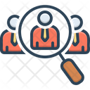 Employment Appointment Staff Icon