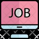 Employment Human Resource Job Post Icon