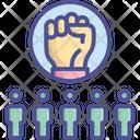 Authorize Empowered Power Icon
