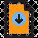 Empty Empty File No Data Icon