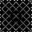 Empty Off Technics Icon