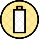 Empty Battery Battery Hardware Icon