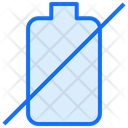 Empty Battery Charging Charge Icon