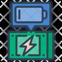 Empty Battery Empty Energy Icon