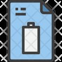 Empty File Icon