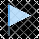 Empty Flag Icon