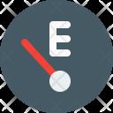 Empty Fuel Icon