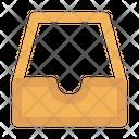 Empty inbox Icon