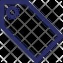 Empty label Icon