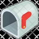 Empty Mailbox Icon