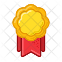 Empty Medal Prize Icon