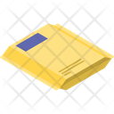 Closed Package Empty Package Parcel Icon