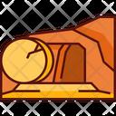 Empty Tomb Icon