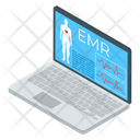 Emr E Health Medical App Icon