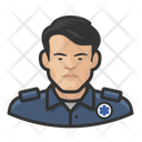 Ems Male Worker Ems Worker Icon