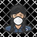 Ems Woman Icon