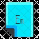 En file Icon