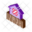 Enclosed Non Residential Icon