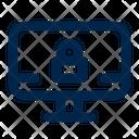 Encrypt Lock Development Icon