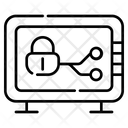 Encrypt Locked Icon