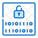 Encrypted Computer Security Icon