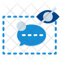 Encrypted Confidential Secret Icon