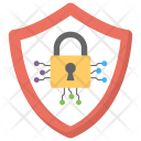 Encrypted Cyber Security Icon