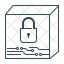 Encrypted Security Secure Icon