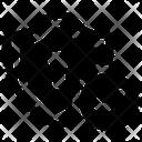 Encrypted Lock Locked Icon