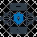 Encrypted Antivirus App Icon