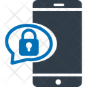 Encrypted Chat Icon