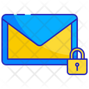 Encryption Email Lock Icon