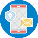 Encrypted Email Message Encryption Secure Email Icon