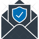 Encrypted Email Icon