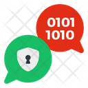 Encrypted Message Icon