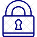 Encryption Lock Security Icon
