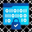 Encryption Lock Security Icon