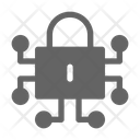 Encryption Lock Cryptocurrency Icon